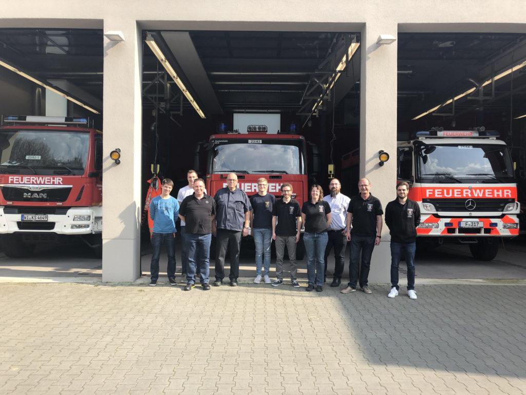 FF Laufamholz in Frankfurt-Eschersheim
